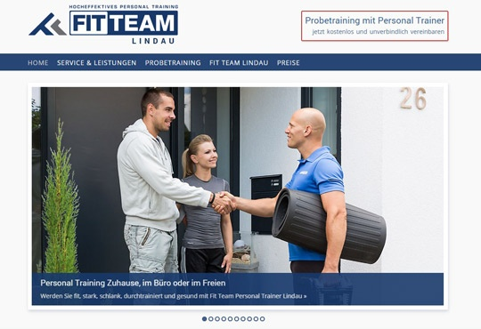 Fit Team Lindau
